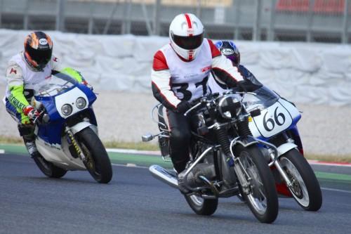 MotoClassic Series en el Circuit de Catalunya