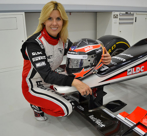 Famous Female Race Car Drivers