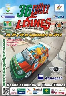 36º Rallye Villa de Llanes 2012