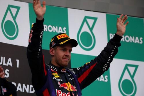 Vettel Malasia 2013
