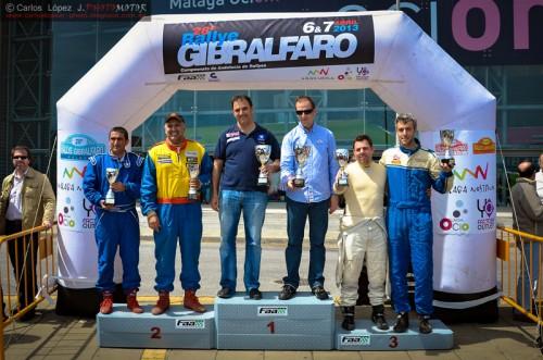 28º Rallye Gibralfaro 2013