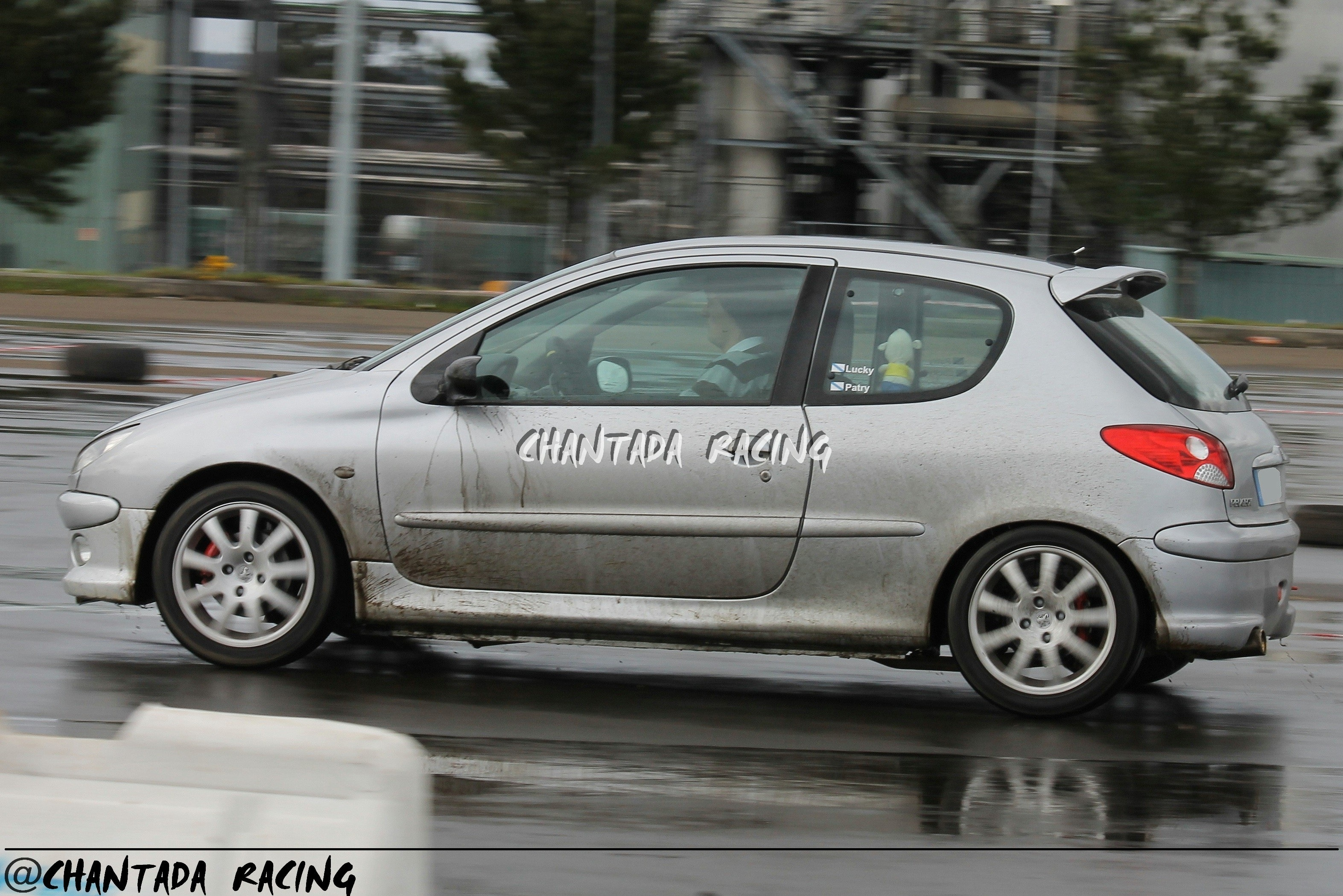 Macroquedada Racing de Cerceda