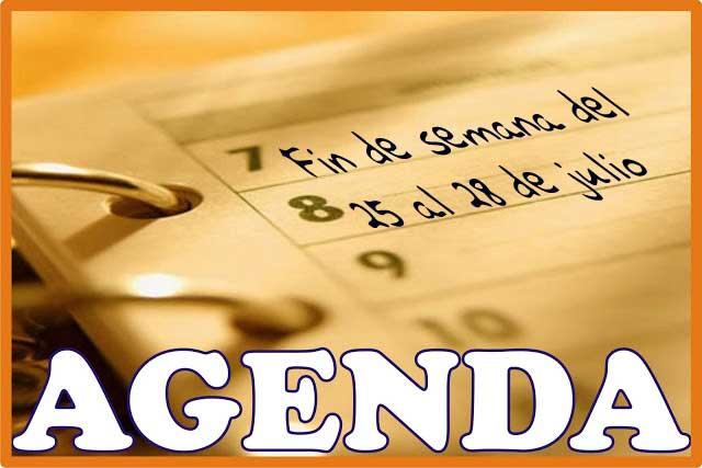 Blog PEPEM - Agenda 25-28 de julio