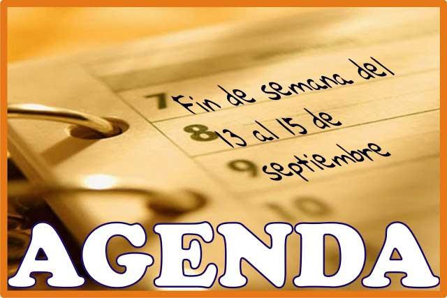 Blog PEPEM - Agenda 13-15 de septiembre