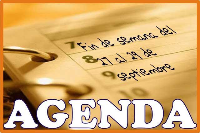 Blog PEPEM - Agenda 27-29 de septiembre