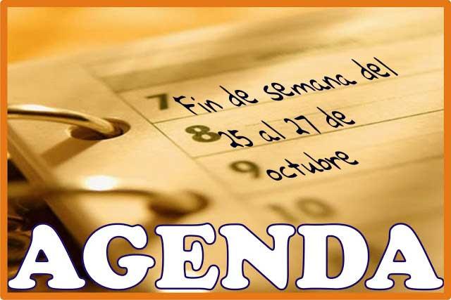 Blog PEPEM - Agenda 25-27 de octubre