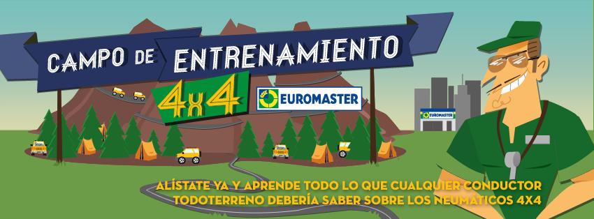 Campamento de Entrenamiento 4x4 by Euromaster