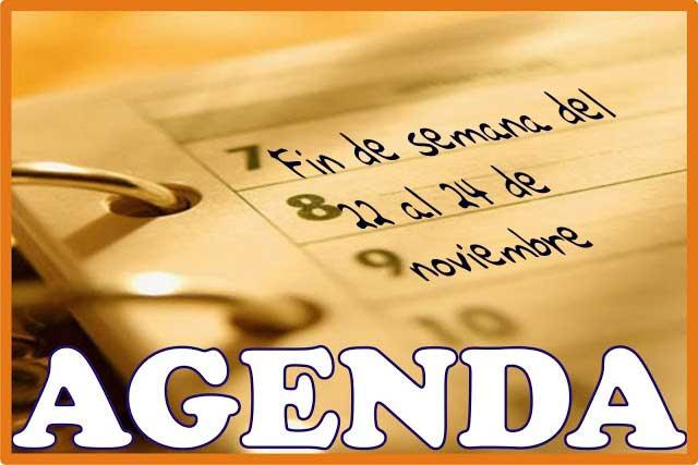 Blog PEPEM - Agenda 22-24 de noviembre