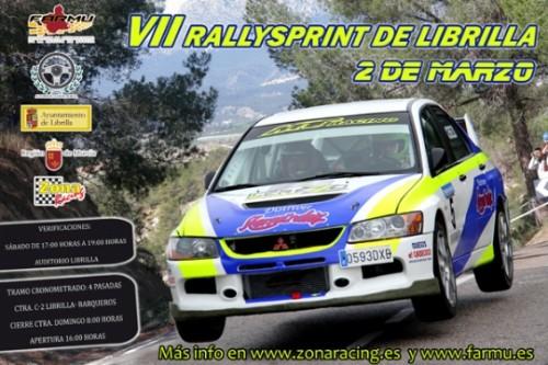 Rallysprint de Librilla 2014