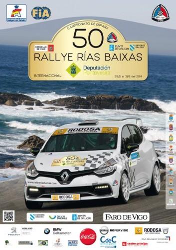 Rallye Rías Baixas 2014
