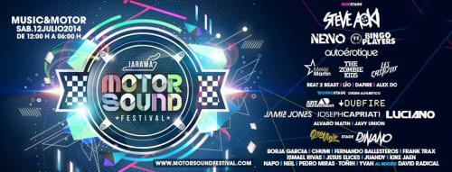 Motorsound Festival Jarama 2014