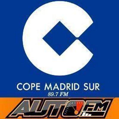 AutoFM Cope Madrid Sur