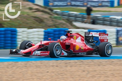 ©Carlos López Photo- Motor vs Motor / Test F1 Jerez 2015