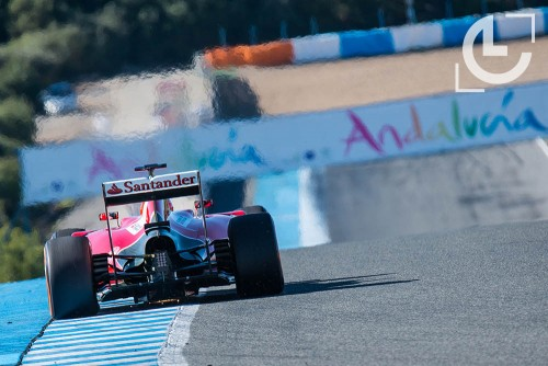 ©Carlos López Photo / Motor vs Motor- Test F1 Jerez 2015