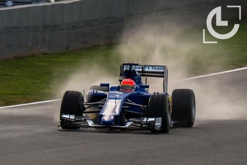 ©Carlos López Photo- Motor vs Motor /Test F1 Jerez 2015