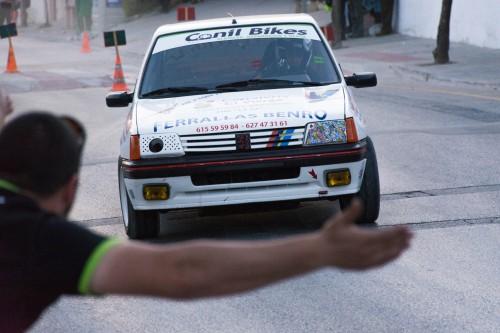 José Luís Manzanares - Slalom Prado del Rey