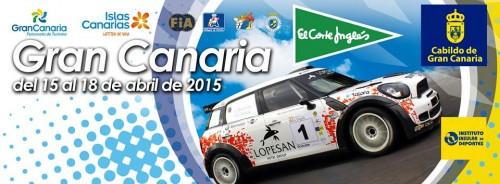Rallye Islas Canarias 2015
