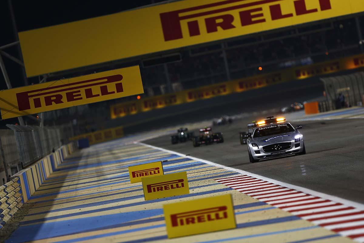 |F1 15 T.XI| Última carrera de la Temporada XI Bahrein-2015