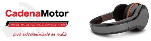 Escucha en directo la primera emisora temática de deporte del motor en España