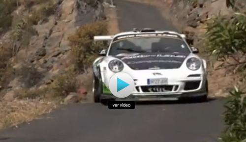Vídeo resumen Rallye Villa de Adeje CERA 2015 Teledeporte TVE
