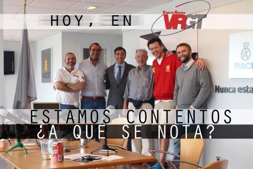 Programa Vuelta Rapida GT Circuito Jarama 21 Abril 2015