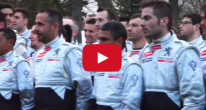 Vídeo resumen Peugeot 208 Rally Cup Rallye Terre des Causses 2015