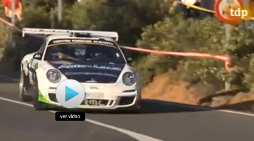 Vídeo resumen Rallye Sierra Morena CERA 2015 Teledeporte TVE