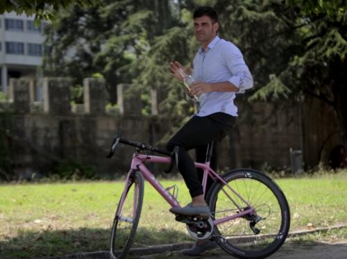 Oscar Pereiro quiere estar en el CERA 2016