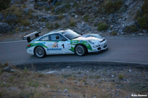 José Antonio Aznar - Rally Sierra Cádiz
