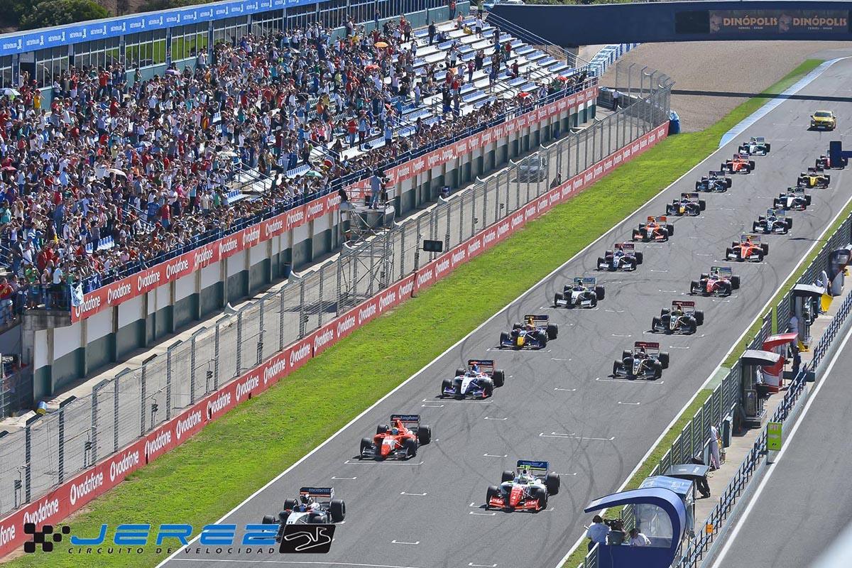 Circuito De Jerez : La federación andaluza de automovilismo abrirá sus oficinas