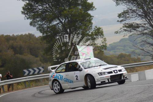 Gerard de la Casa - Seat Cordoba WRC