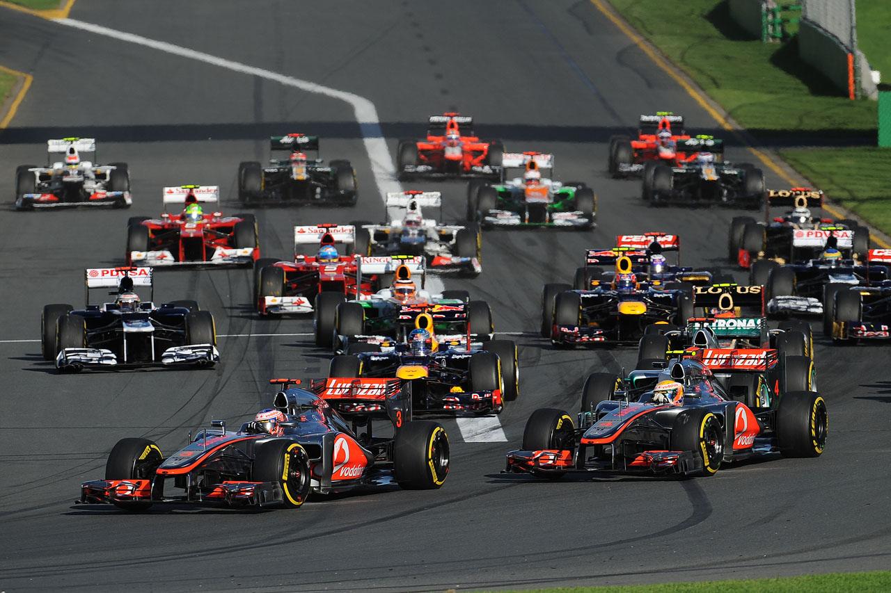 Australia F1/2012