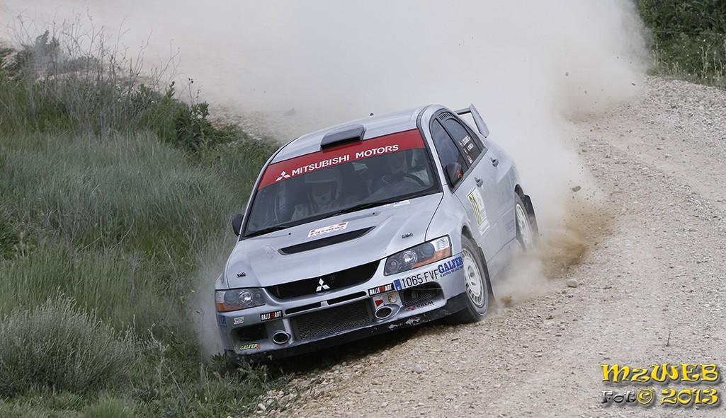 Rally sprint Andosilla